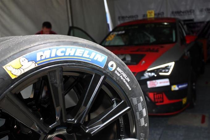 TCR Italy – Michelin fornitore di pneumatici fino al 2020