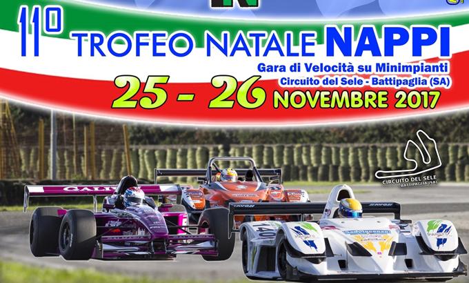 Trofeo Natale Nappi – L'11esima edizione al via il 25 e 26 novembre