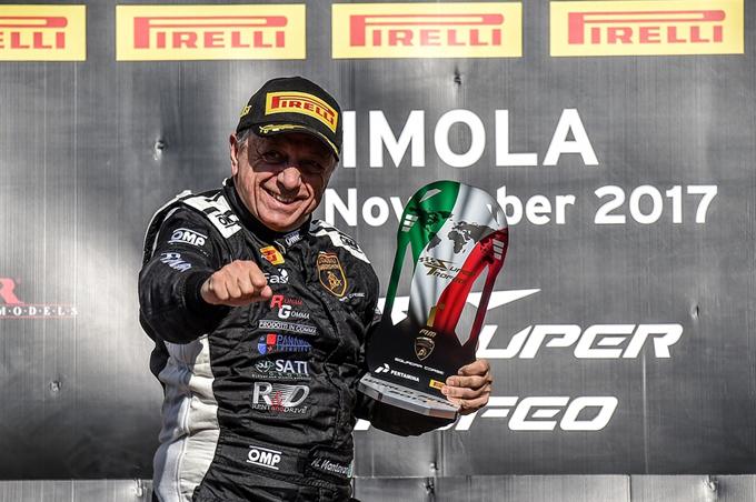 Lamborghini Super Trofeo Europa – Ottimo finale di stagione per Imperiale Racing