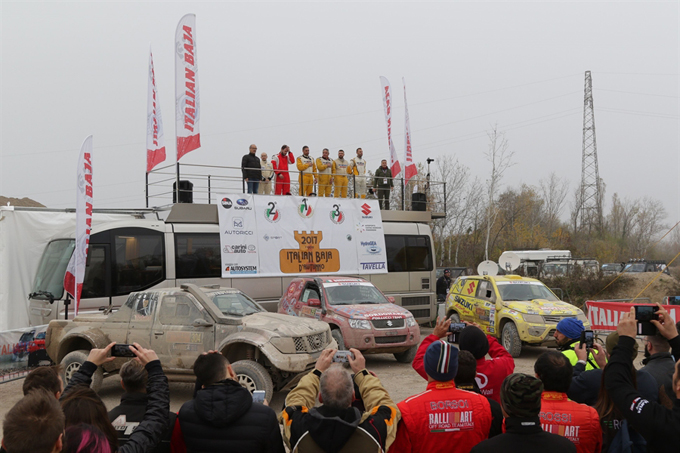 CI Cross Country Rally – Italian Baja d'Autunno: successo a sorpresa per Bordonaro e Bono