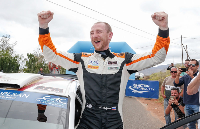FIA ERC – Rally Islas Canarias: il riassunto