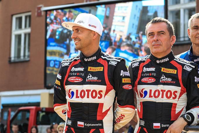 FIA ERC – Baran eletto co-pilota dell'anno dai giornalisti