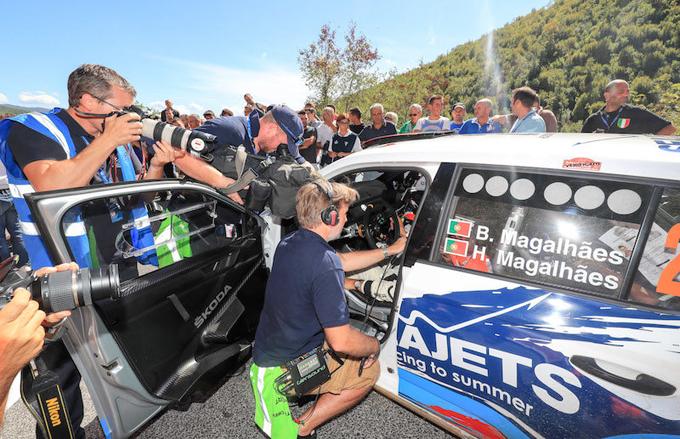 FIA ERC – Bruno Magalhães eletto pilota dell'anno dai giornalisti