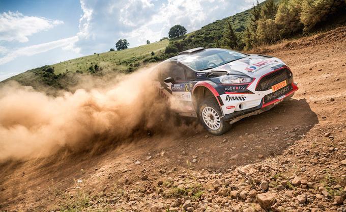 FIA ERC – Acropolis Rally: il riassunto