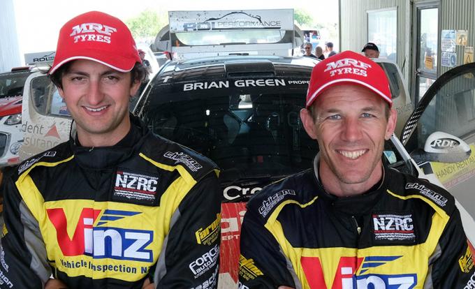 Junior WRC – David Holder sarebbe in procinto di correre nel 2018