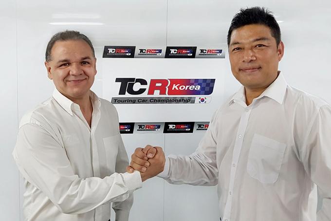 TCR – Nel 2018 anche il Korea Series
