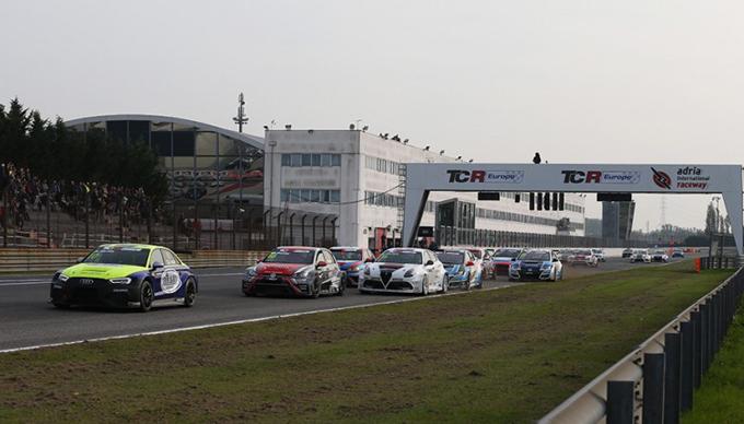 TCR – Benelux e Europe insieme per 5 gare nel 2018