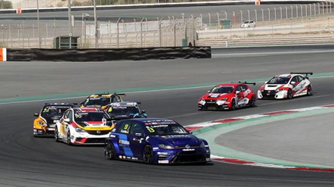 TCR Middle East – Finalizzato il calendario 2018