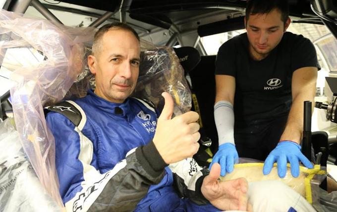 WRC – Hyundai: Carlos del Barrio nuovo navigatore di Dani Sordo