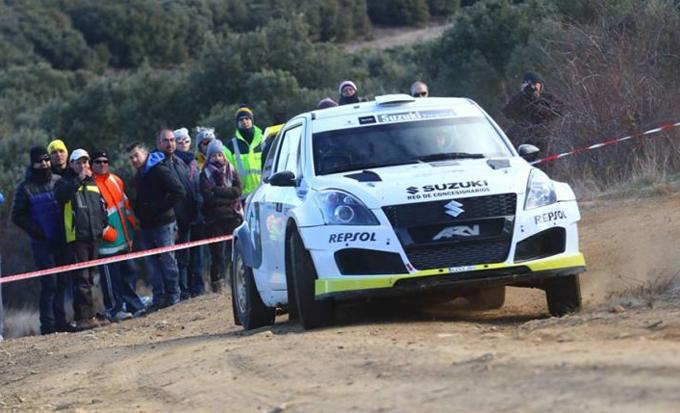 Rallye de Tierra de Astorga – Lukyanuk e Magalhães: coppia vincente!