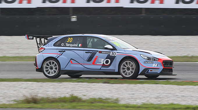 TCR UK Series – Spencer Sport al via nel 2018