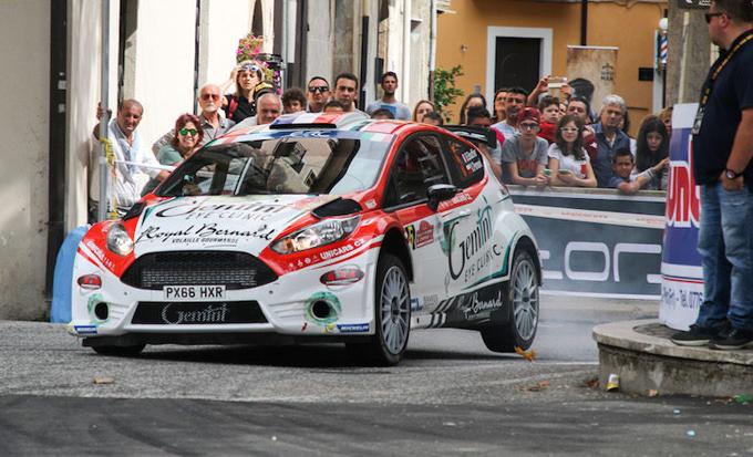 FIA ERC – Rally Roma Capitale: il riassunto