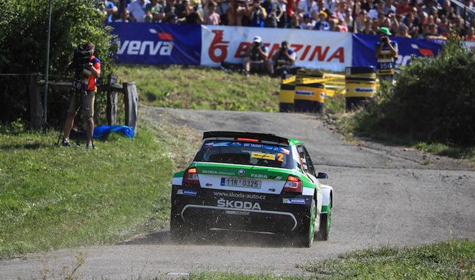 FIA ERC – Il Barum Rally Zlín migliore prova dell'anno secondo i media