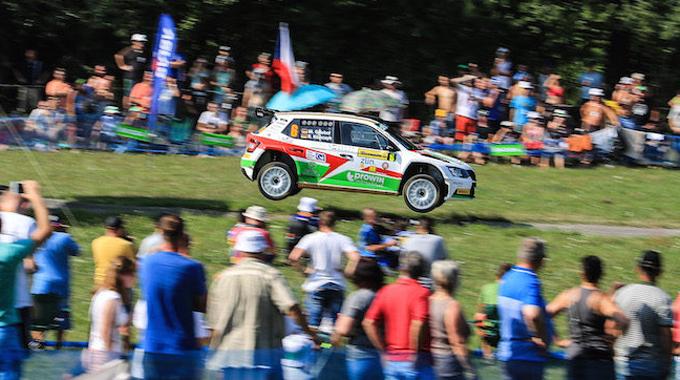 FIA ERC – Barum Czech Rally Zlín: il riassunto