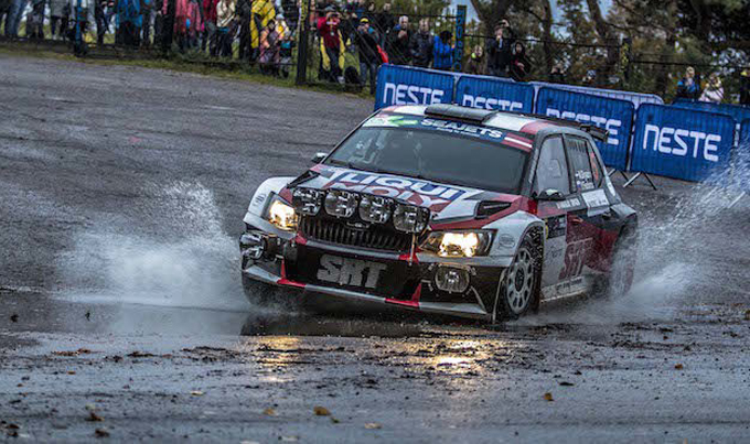 FIA ERC – Rally Liepaja: il riassunto
