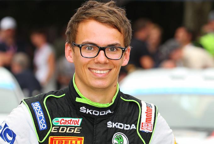 FIA ERC – Fabian Kreim nell'ERC Junior Under 28 con Skoda Deutschland