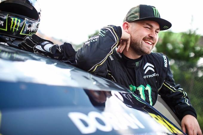 Monza Rally Show 2017 | Parola a Liam Doran, pilota Monster Energy [INTERVISTA]