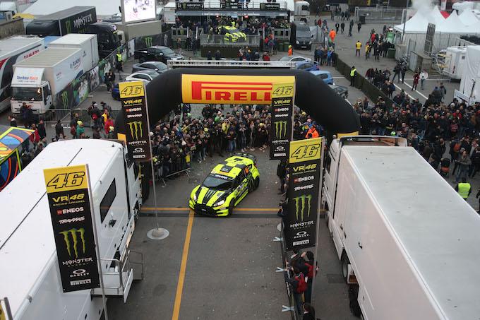 Monza Rally Show 2017, la Diretta del Venerdì [LIVE]