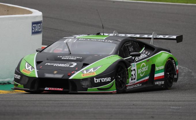 24 Ore di Daytona – Caldarelli al via con Lamborghini