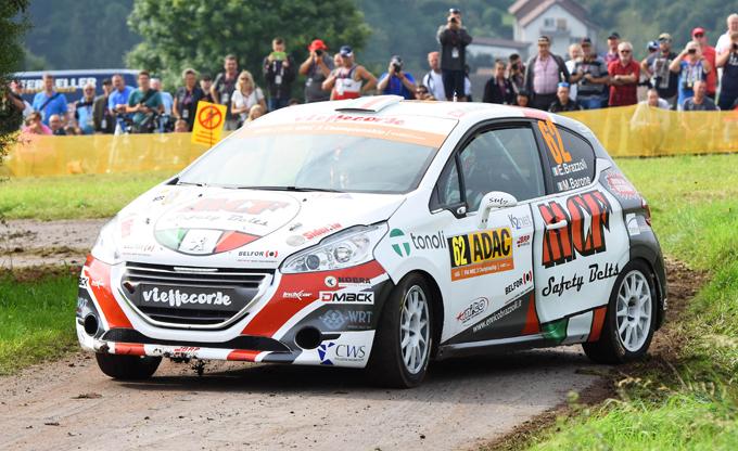 WRC3 – Enrico Brazzoli conferma la propria presenza nel 2018