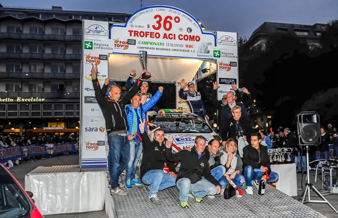 Rally Trofeo ACI di Como – L'edizione 37 sarà valida per il Campionato Italiano WRC