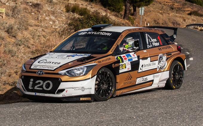 Rally Comunidad de Madrid – Ares chiude la stagione con un podio