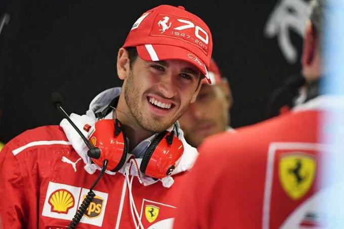Formula E: Giovinazzi debutterà nei Rookie test di Marrakech con DS Virgin