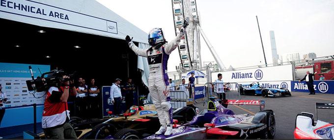 Formula E – Hong Kong: Bird e DS Virgin partono col botto! Buemi e Di Grassi fuori dai punti
