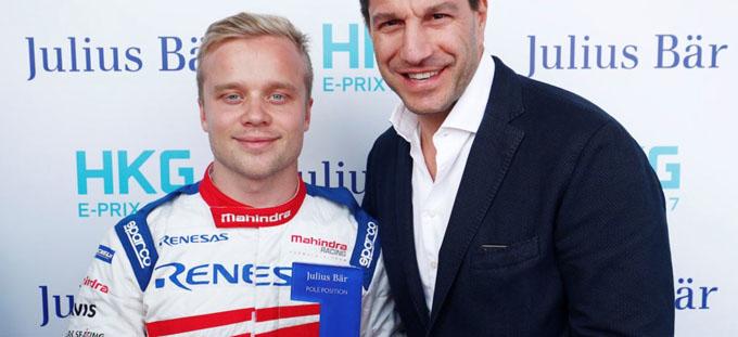 Formula E – Hong Kong: Daniel Abt vince ma viene squalificato, il successo va a Rosenqvist