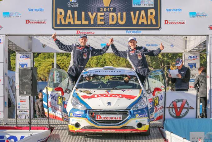 Rallye du Var – Quinto posto di categoria per Mares