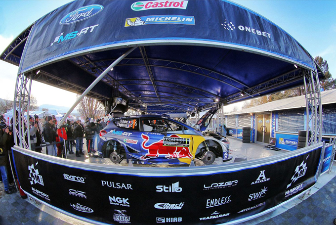 WRC – Ford al fianco di M-Sport nel 2018