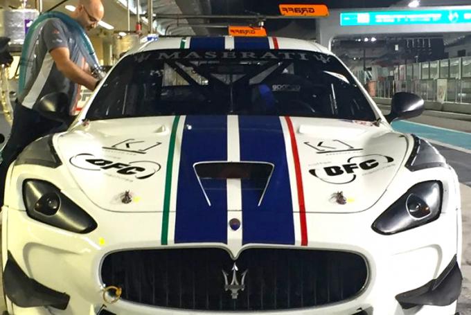 12 Ore del Golfo – Villorba Corse al via con la Maserati GranTurismo MC