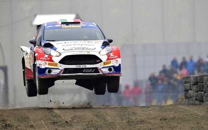 Motor Show di Bologna – Dalmazzini vince il Trofeo Italia Rally R5