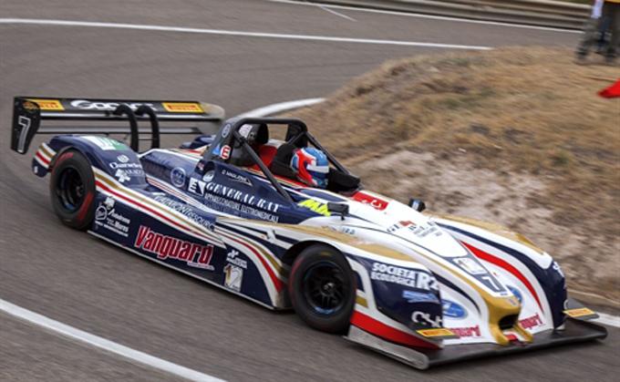 CIVM – Omar Magliona premiato all'Autodromo di Sardegna