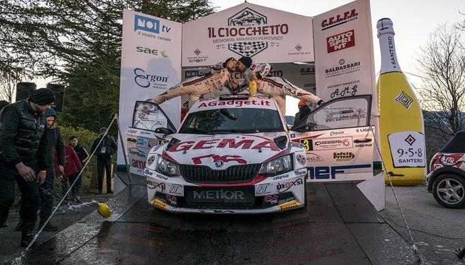 Rally Il Ciocchetto – Paolo Ciuffi vince la 26esima edizione
