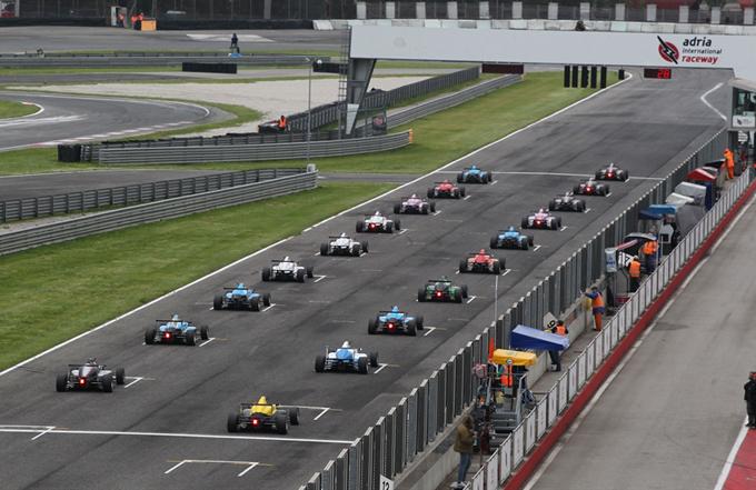 Formula 4 Italia – Confermato il calendario 2018