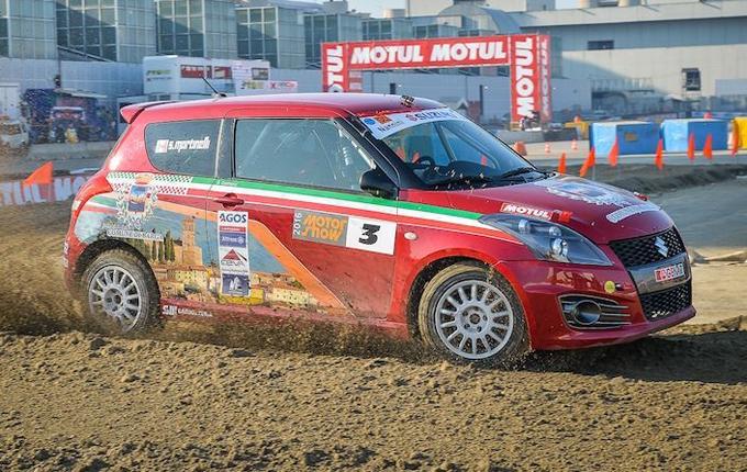 Motor Show di Bologna – Stefano Martinelli al via della sfida monomarca Suzuki