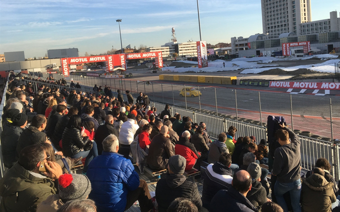 Motor Show di Bologna – Il programma del Trofeo TCR Italy