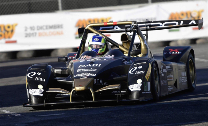 Trofeo Italia Sport Prototipi – Gianluca Carboni domina nell'Area 48
