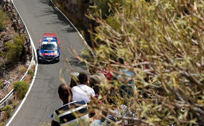 FIA ERC – Novità in vista per il Rally Islas Canarias