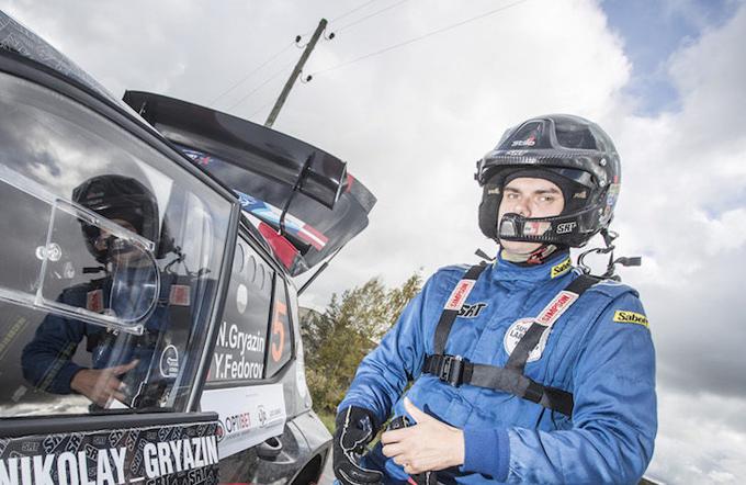 Nikolay Gryazin vince il Sigdalsrally