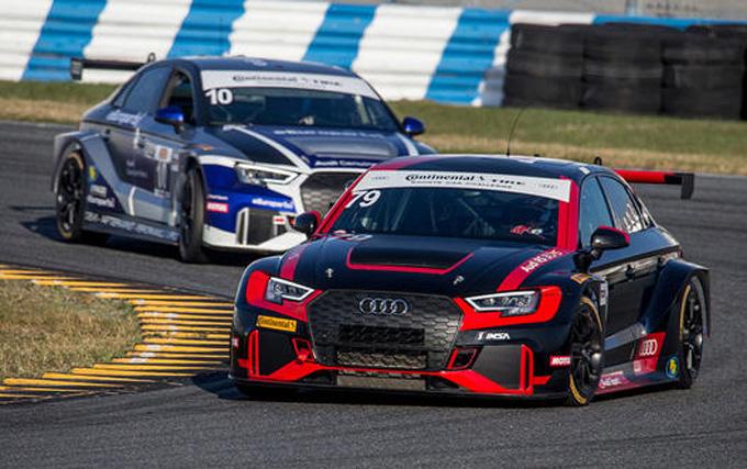 IMSA – Le auto TCR impegnate a Daytona nel fine settimana
