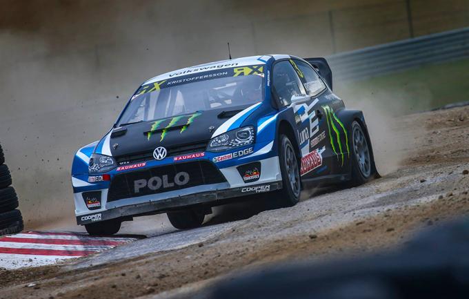WRC2 – Johan Kristoffersson al Rally di Svezia con una Skoda Fabia R5