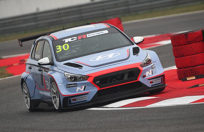 WTCR – Tarquini e Michelisz con le Hyundai di BRC