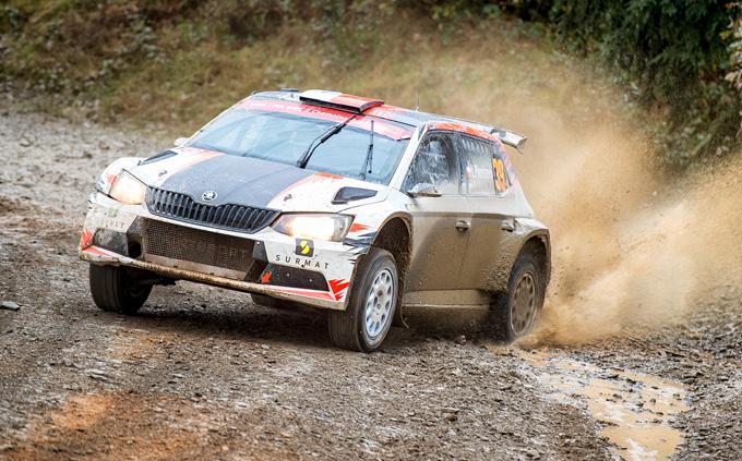 WRC2 – Lukasz Pieniazek conferma la sua presenza