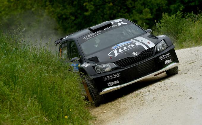 WRC2 – Luca Hoelbling al Rally di Svezia con S.A. Motorsport