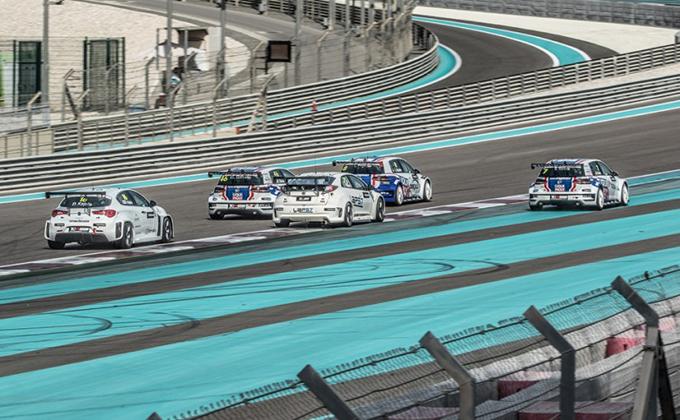 TCR Middle East – Al via la stagione 2018