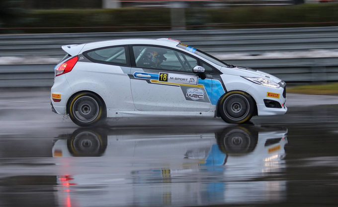 Junior WRC – Rilasciata l'entry list del Rally di Svezia: al via 14 Ford Fiesta R2