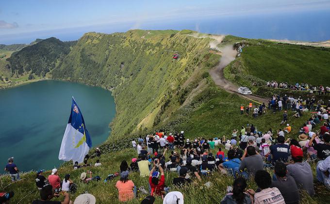 FIA ERC – Azores Airlines Rallye: 50 giorni al via