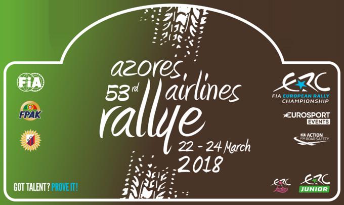 FIA ERC – Azores Airlines Rallye: iniziato il conto alla rovescia